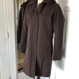 Eddie Bauer Rain Coat jacket